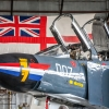 F-4 Phantom and White Ensign