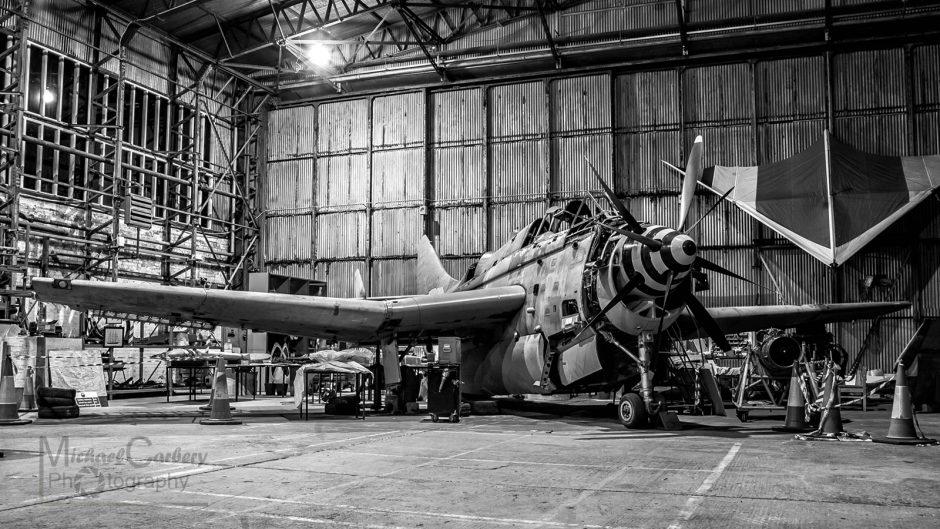 Fairey Gannet ECM.6 / AS.4 — XA460