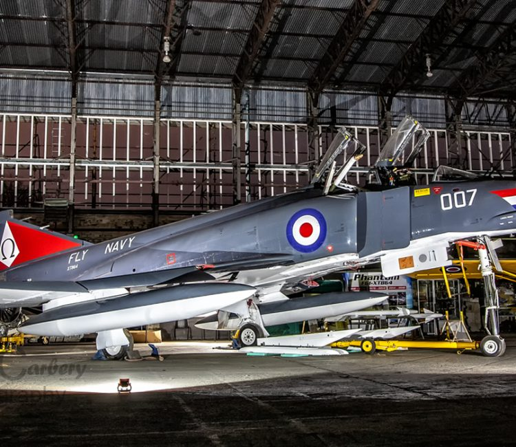 "Phantom FG.1 - XT864 (""007"")"