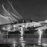 Irish Air Corps Night Shoot